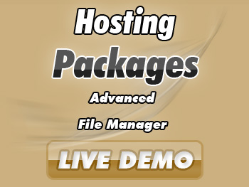 Webspace Hosting